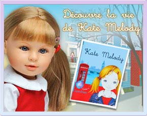 Coffret Kate Melody